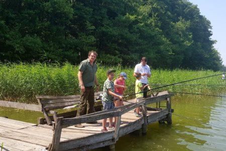 Warsztaty ekologiczno – wędkarskie